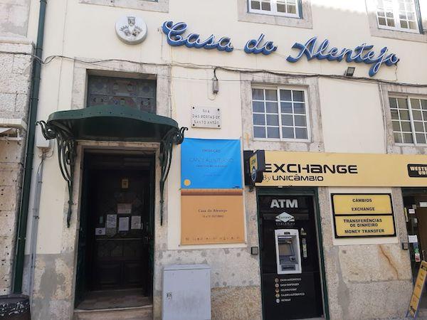 Casa do Alentejo — секретное место в самом центре Лиссабона.