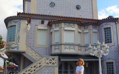 Каштелу Санта-Катарина, жемчужина, хранящаяся в центре Порту.