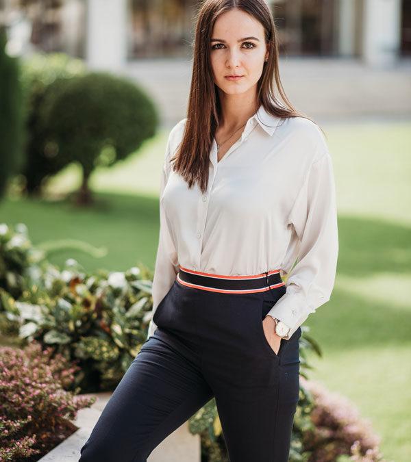 История Виолетты Чекан, женщины-предпринимателя и венчурного капиталиста, которая заключает сделки с лучшими португальскими стартапами на сумму более 8 миллионов евро.