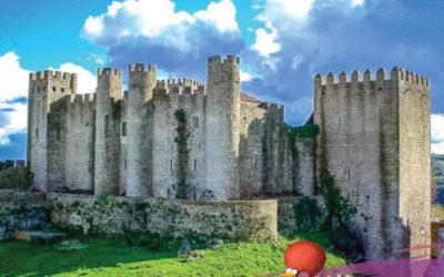 В часе езды от Лиссабона находится средневековый город, который не изменился за 700 лет. Проведите свой выходной в Обидуш.