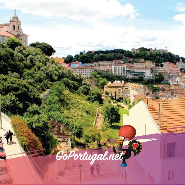 Где остановиться в Лиссабоне.