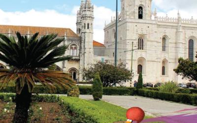 Посетите 7 туристических достопримечательностей в Лиссабоне за один день.