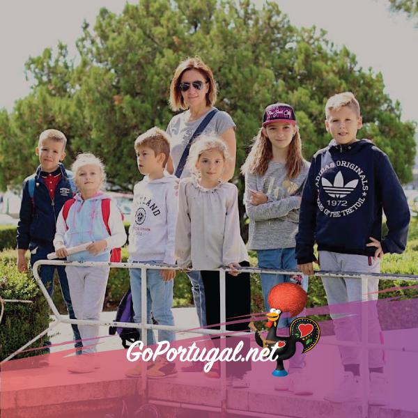 Детские экскурсии в Лиссабоне с Натальей Остапенко.