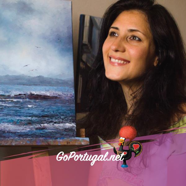 Интервью с художницей Нати. «Люблю созерцать всю красоту вокруг, пишу под вдохновением»