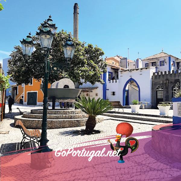 Рядом с Мафрой можно посетить достопримечательность, о которой мало кто знает — деревня Хосе Франко (Aldeia de José Franco)